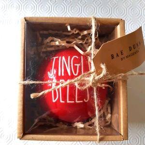 Rae Dunn Christmas Ornament